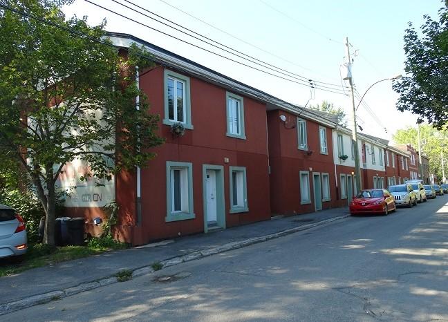 Condominiums de Sébastopol